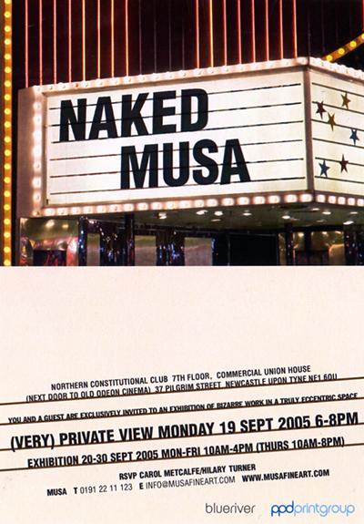 Naked Musa