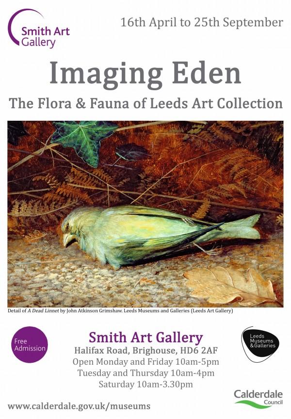 Imaging Eden poster